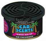 California Scents vůně do auta - Nové auto