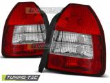 HONDA CIVIC 09.95-02.01 3D RED WHITE