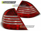 MERCEDES S-KLASA W220 98-05 RED WHITE