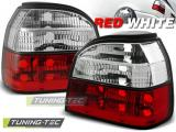 VW GOLF 3 09.91-08.97 RED WHITE