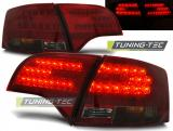 AUDI A4 B7 11.04-03.08 AVANT RED SMOKE LED