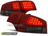 AUDI A4 B7 11.04-11.07 SEDAN RED SMOKE LED