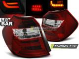 BMW E87/E81 09.07-11 RED WHITE LED BAR