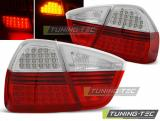 BMW E90 03.05-08.08 RED WHITE LED INDIC.