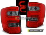 CHRYSLER JEEP GRAND CHEROKEE 99-05.05 RED SMOKE LED