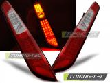 FORD FOCUS MK2 09.04-08 HB RED WHITE LED