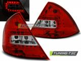 FORD MONDEO MK3 09.00-07 RED WHITE LED