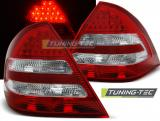 MERCEDES C-KLASA W203 SEDAN 04-07 RED WHITE LED