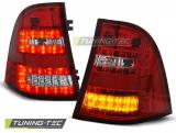 MERCEDES W163 ML M-KLASA 03.98- 05 RED WHITE LED