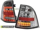 MERCEDES W163 ML M-KLASA 03.98-05 CHROME LED