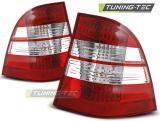 MERCEDES W163 ML M-KLASA 03.98-05 RED WHITE LED