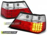 MERCEDES W124 E-Klasa 01.85-06.95 RED WHITE LED