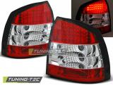 OPEL ASTRA G 09.97-02.04 3D/5D RED WHITE LED
