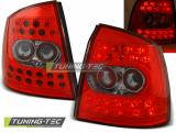 OPEL ASTRA G 09.97-02.04 RED WHITE LED