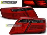 TOYOTA CAMRY 6 XV40 06-09 RED SMOKE LED