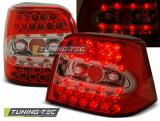 VW GOLF 4 09.97-09.03 RED WHITE LED