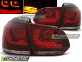 VW GOLF 6 10.08-12 RED WHITE LED