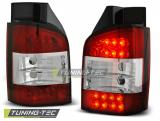VW T5 04.03-09 RED WHITE LED