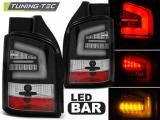 VW T5 04.10- BLACK LED BAR