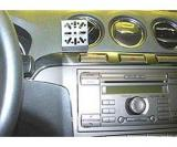 GSM konzole do vent. pro Ford S-MAX 2006-2008, Ford Galaxy 2006-