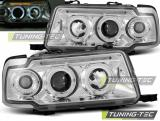 Audi 80 B4 09.91-04.96 Angel Eyes Chrome