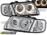 Audi A3 08.96-08.00 Angel Eyes Chrome
