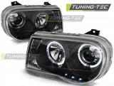 Chrysler 300C 05-10 Angel Eyes Black
