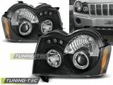 Chrysler Jeep Grand Cherokee 05-08  Angel Eyes Black