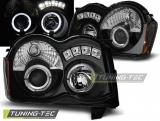 Chrysler Jeep Grand Cherokee 08-10 Angel Eyes Black