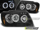 Chrysler Jeep Grand Cherokee 99-05.05 Angel Eyes Black