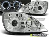 Ford Fiesta MK6 05.02-08.05 Angel Eyes Chrome