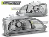Honda Civic 09.91-08.95 2D/3D Chrome