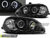 Honda Civic 09.95-02.99 Angel Eyes Black