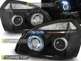 Hyundai Tucson 07.04-10 Angel Eyes Black