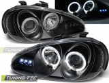 Mazda MX3 91-98 Angel Eyes Black