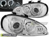 Mazda MX3 91-98 Angel Eyes Chrome
