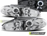 Mitsubishi Eclipse 06.95-96 Angel Eyes Chrome