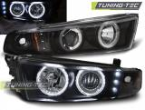 Mitsubishi Galant 8 (EA0) 96-06 Angel Eyes Black CCFL