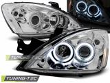 Mitsubishi Lancer 7 04-07 Angel Eyes Chrome