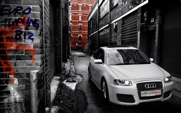 Audi A3 - Přední nárazník NEWGRILL