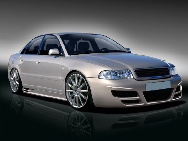 Audi A4 - Přední nárazník