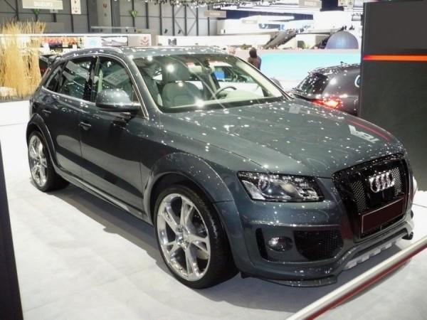 Audi Q5 - Přední nárazník