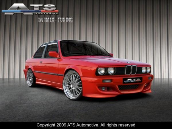 BMW E30 - Přední nárazník